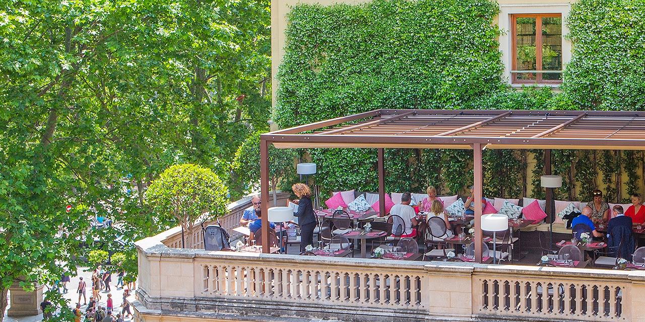 terraza- restaurante